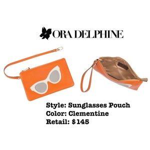 Ora Delphine Sunglasses Pouch